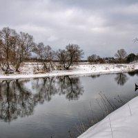 Берега рек в зимнее время :: Андрей Куприянов