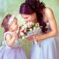 Будь счастлива, мама! :: Галина Данильчева
