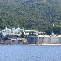 Святая гора Афон. Русский монастырь Св. Пантелеймона :: Vladimir 070549