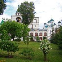 Мужской Свято-Троицкий Ипатьевский монастырь. :: Елена Круглова