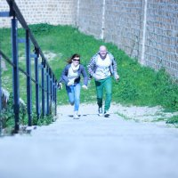 running :: Ира Дунайцева