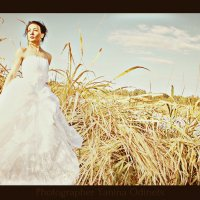 Невеста у реки :: Yana Odintsova