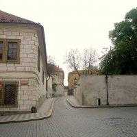 Улочка в Праге. :: Елена