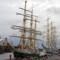 The Tall Ships Races 2013. :: Ludmila Juhimec