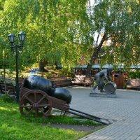 Памятник пивоварам :: Милешкин Владимир Алексеевич