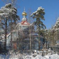 «Мороз и солнце; день чудесный!» :: Valeriy Piterskiy