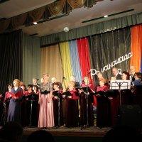Романсиада. :: Олег Афанасьевич Сергеев