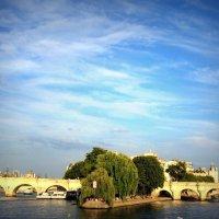 Парижские мосты :: Екатерина Новгородцева