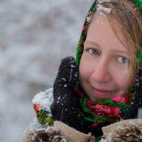 Портрет дочери :: Аля Хрусталёва