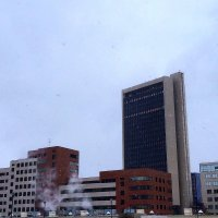 Зима в городе :: Рина Корс