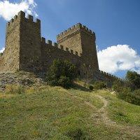 Крепость в Судаке :: Иваннович *