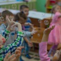 Пузыри :: Светлана