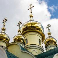 Золотые купола :: Alex Bush