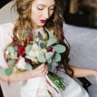 Зимняя невеста :: Андрей Ширкунов