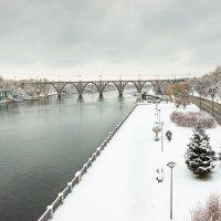 Зимним пасмурным утром :: Denis Aksenov