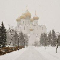 Зима в городе :: Нина Алексеева