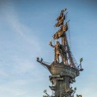 Памятник «В ознаменование 300-летия российского флота» :: Кирилл Стопкин