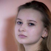 портрет в розовых тонах :: Stanislava Kudinova