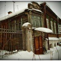 как зайти в дом? :: Natalia Mihailova