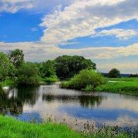 Майских облаков задумчивая нега... :: Лесо-Вед (Баранов)