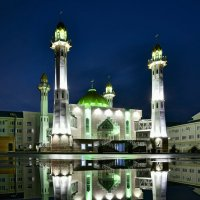 мечеть :: Вячеслав Позднышев