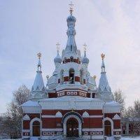 Вечерняя молитва... :: Tatiana Markova