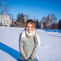 Полезли в снежок :: Артур Горвард