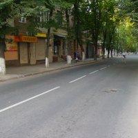 Улица  Ивана  Франко  в  Ивано - Франковске :: Андрей  Васильевич Коляскин