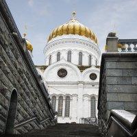 Дорога к Храму :: Ирина Шарапова