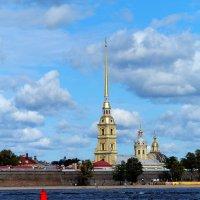 Петропавловская крепость :: Галина