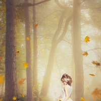 Осенняя свадьба :: Ильмира Насыбуллина