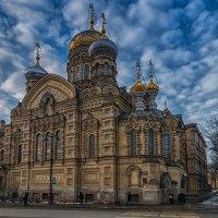 Подворье монастыря Оптина пустынь в Санкт-Петербурге :: Владимир Горубин