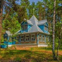 Сказочный домик :: Валерий Горбунов