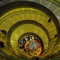 Ватиканская лестница... :: Андрей