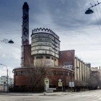 Советский модернизм (фабрика Красное Знамя ) :: ник. петрович земцов