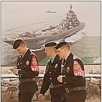 Гарнизонный патруль :: Кай-8 (Ярослав) Забелин