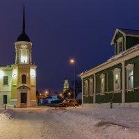 На улочках Коломны. :: Igor Yakovlev