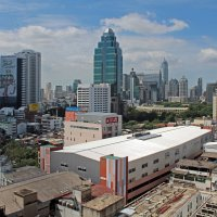 Таиланд. Бангкок. Вид из окна :: Владимир Шибинский