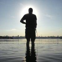 Городская рыбалка :: Ангелина Косова