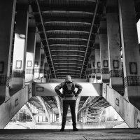 Под мостом :: Дмитрий Ш.