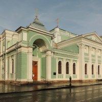 Церковь Троицы Живоначальной на Грязех. :: Александр Качалин