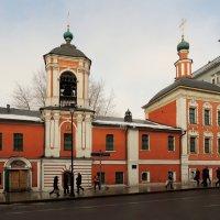 Церковь Николая Чудотворца в Кленниках. :: Александр Качалин