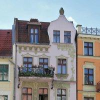 Красивый дом. Торунь :: Дмитрий Лебедихин