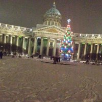 Казанский собор :: Таня Фиалка