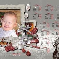 календарик :: Наталья Василькова