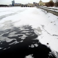 Вид с моста :: Натали Акшинцева