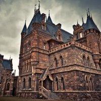 Замок. :: Владимир Салапонов