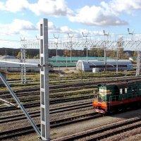 Железная дорога-34 :: Фотогруппа Весна.