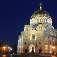 Морской собор в Кронштадте :: Светлана Безрукова