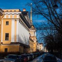 Прогулка по Питеру :: Sergey